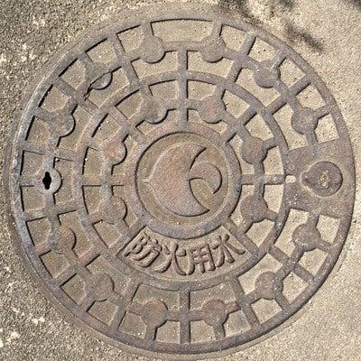 摂津市防火用水マンホール