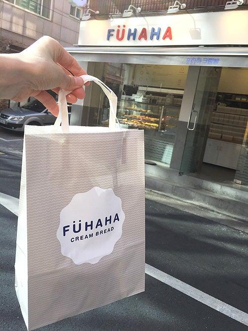 FUHAHA(푸하하크림빵)クリームパン 弘大