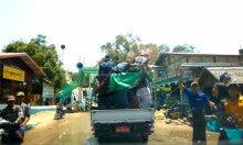 ミャンマー,マンダレー旅行,水かけ祭り,thingyan