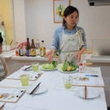 ベジ料理教室キッチン…