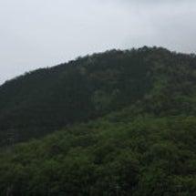 ハートフルな山?!