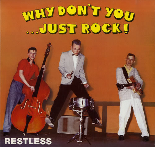 『Why Don't You … Just Rock!』