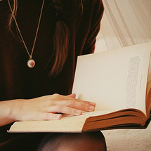 本を読んでいますか?…