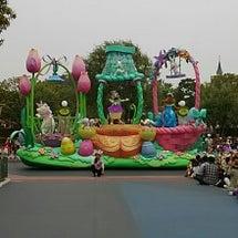 ランチ&パレード…