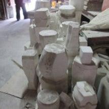 瀬戸の陶器工場へ