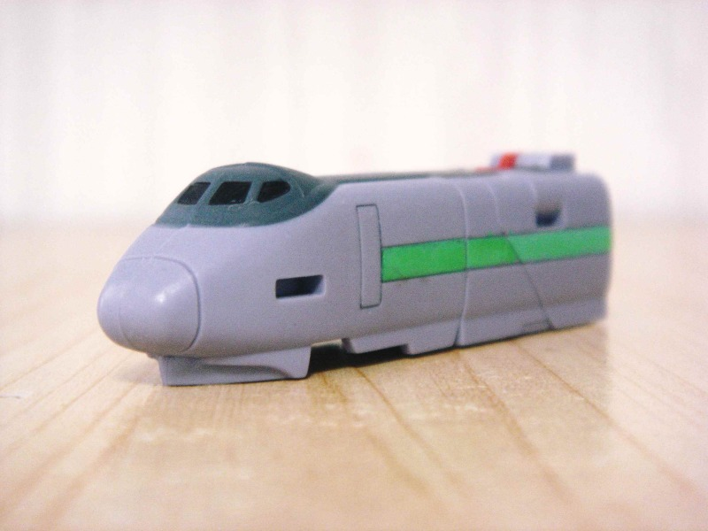 マイトウイング(列車形態)