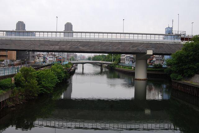 横十間川錦糸町付近