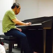 今度はピアノ。