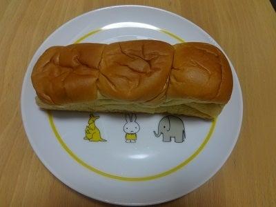ヤマザキ 「ちぎれる3色パン」