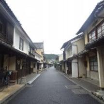内子町のまち歩きです