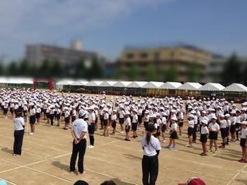 2016年小学校体育大会