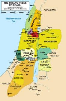古代イスラエル