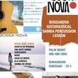 ボサノバ ギターと歌…