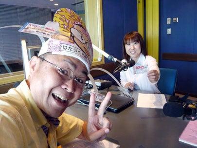 ラジオアナウンサー近藤のぞみさんと新潟の魔法の名刺屋