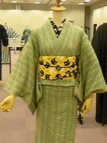 格子着物&にゃんこ帯.jpg
