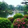 縮景園in広島