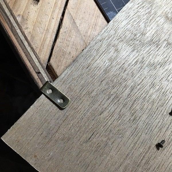 看板用ステンシル加工