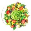 カラフル野菜と、お花…
