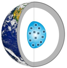 京大が地球空洞論に近い説提唱