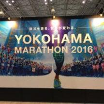 横浜マラソン2016…