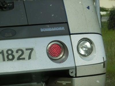 ボンバルディア製