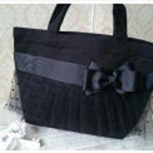 Frilly Bag…