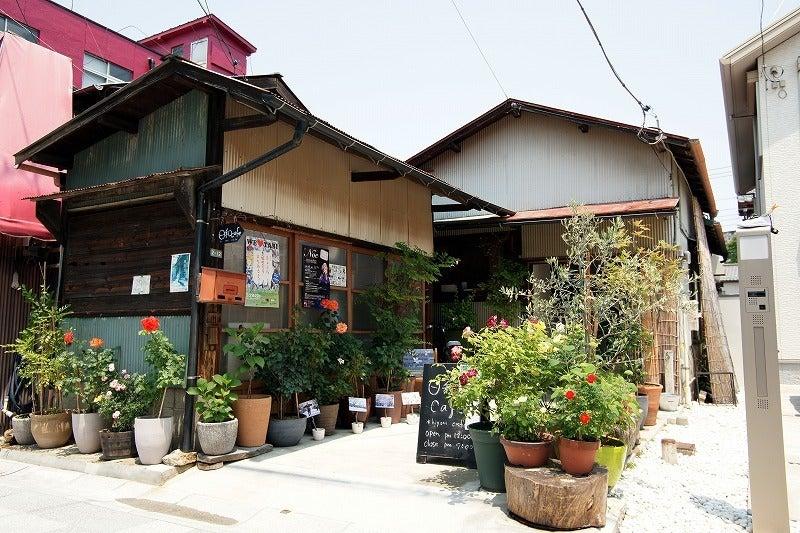築40年の古民家を改修した日和cafe(ヒヨリカフェ)