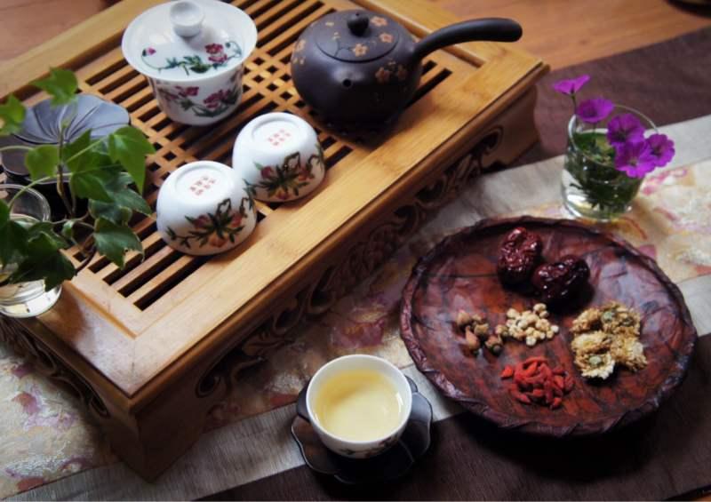 中国茶写真
