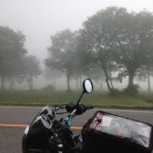 蒜山高原と大山バイク…