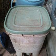 生ごみ堆肥(`・c_…