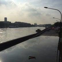 セーヌ河の水位