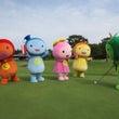 みんなでゴルフ!?②
