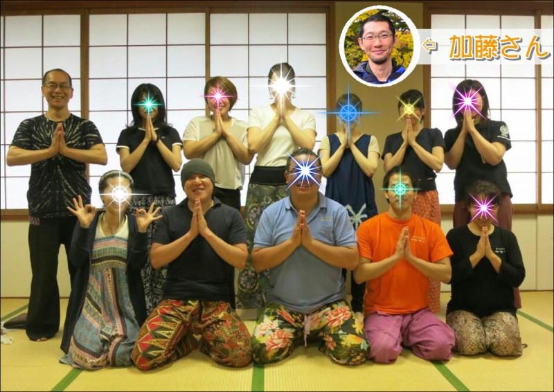 『教え合う練習会』タイ古式マッサージ委員会 1