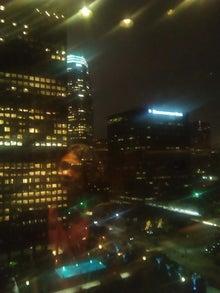 ロサンゼルス夜景