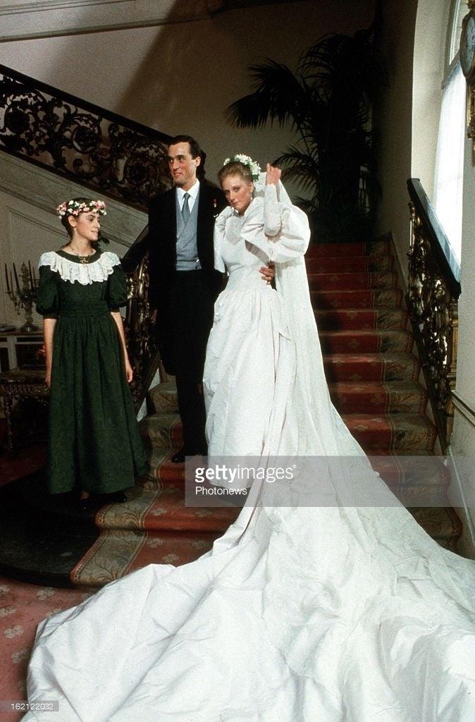 Wedding of Princess Astrid