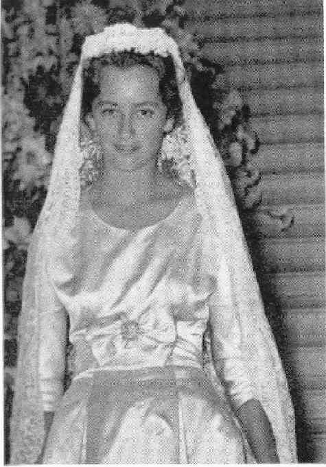パオラ伯爵令嬢の結婚式