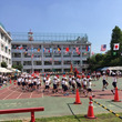 初の小学校運動会