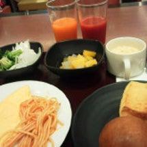 朝から食いすぎ・・・…
