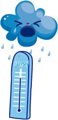 梅雨と湿度