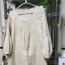 リネン混のお洋服たち
