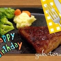 お誕生日♪(*^^)…