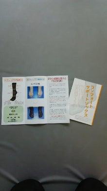 CSソックスパンフレット