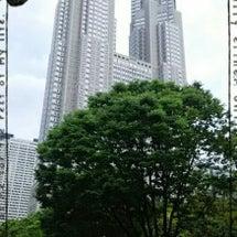 新宿中央公園にて☆