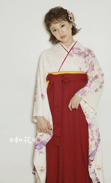 和装髪飾り 袴 ヘアスタイル ボブアレンジ
