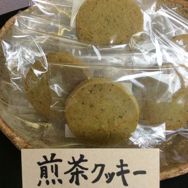 煎茶クッキー(2)