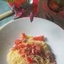 トマトと生ハムのカッ…