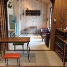 木工屋カフェ模様替え…