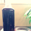 赤紫蘇ジュースを作り…