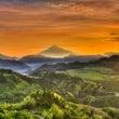 静岡市の清水吉原の朝…