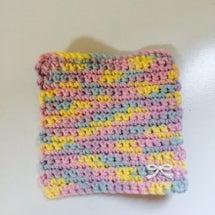 編み編みできちゃった…